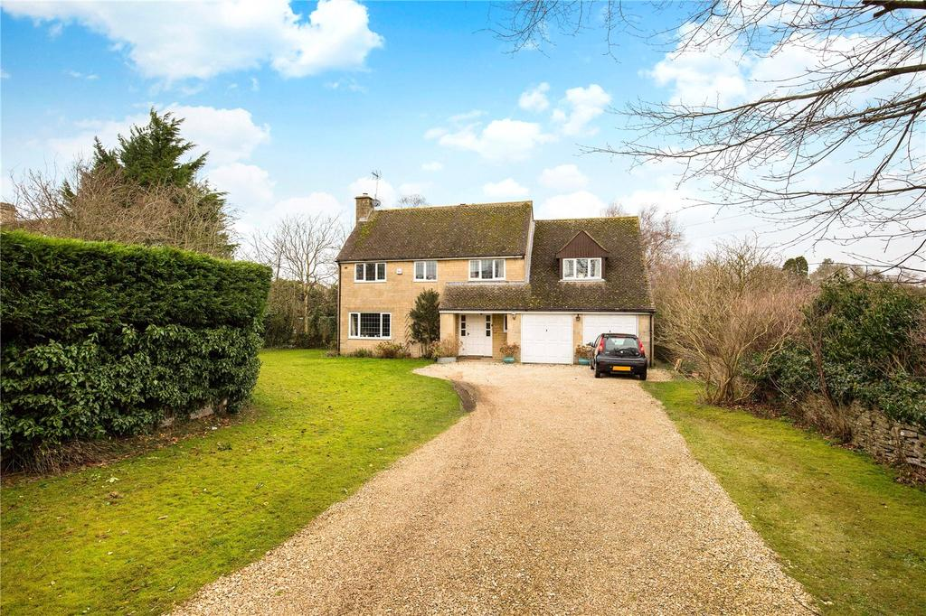 5 Bedrooms Detached House for sale in Chesterton Lane, Cirencester, Gloucestershire