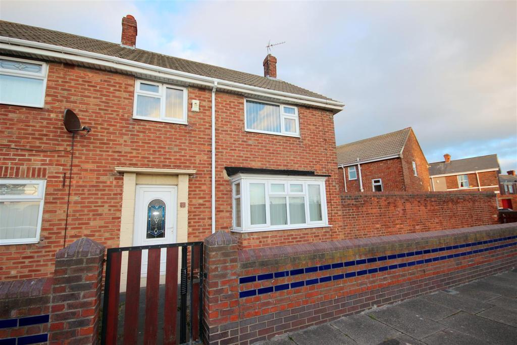 3 Bedrooms End Of Terrace House for sale in Northgate, Headland, Hartlepool