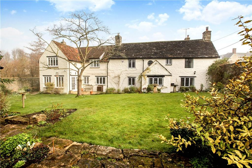 4 Bedrooms Detached House for sale in Church Street, Henstridge, Templecombe, Somerset, BA8