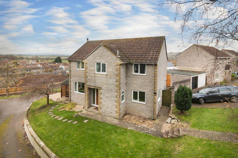 4 Bedrooms Detached House for sale in Bush Place, Langport