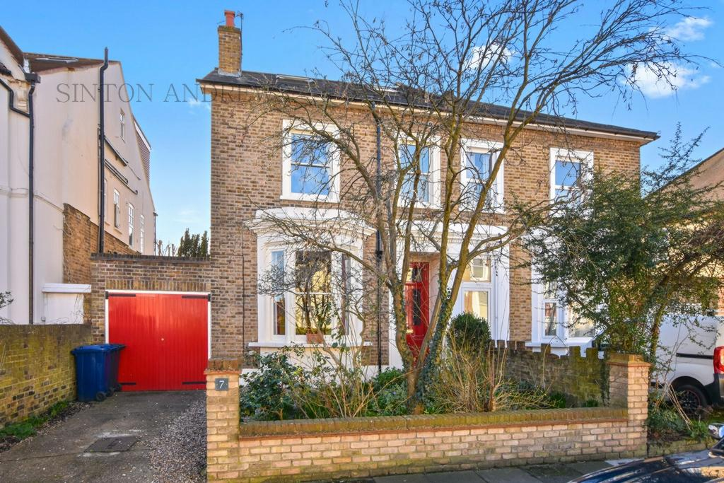 4 Bedrooms House for sale in Marlborough Road, Ealing, W5