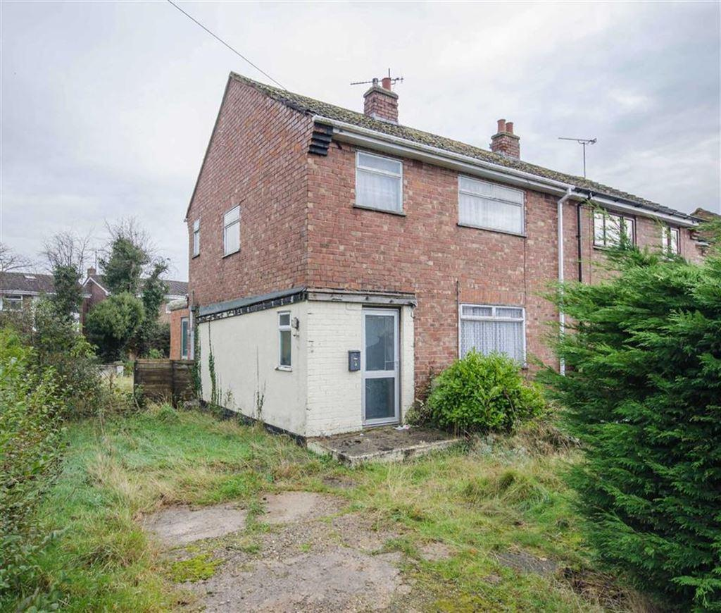 3 Bedrooms Semi Detached House for sale in Arrowcroft Road, Guilden Sutton, Chester, Chester
