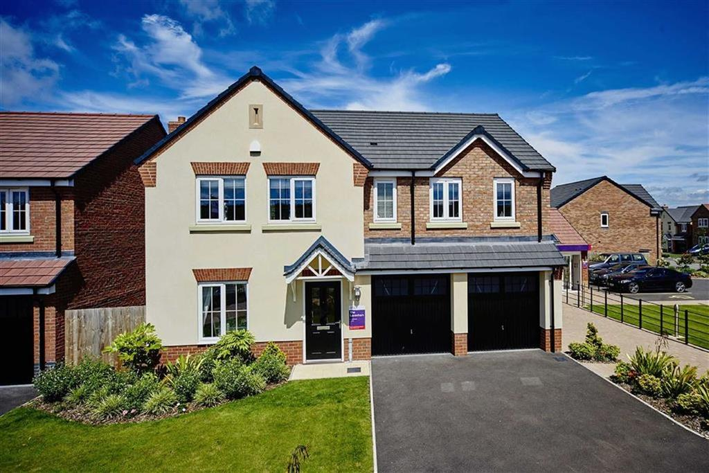 5 Bedrooms Detached House for sale in Sutton Grange, Otley Road, Shrewsbury