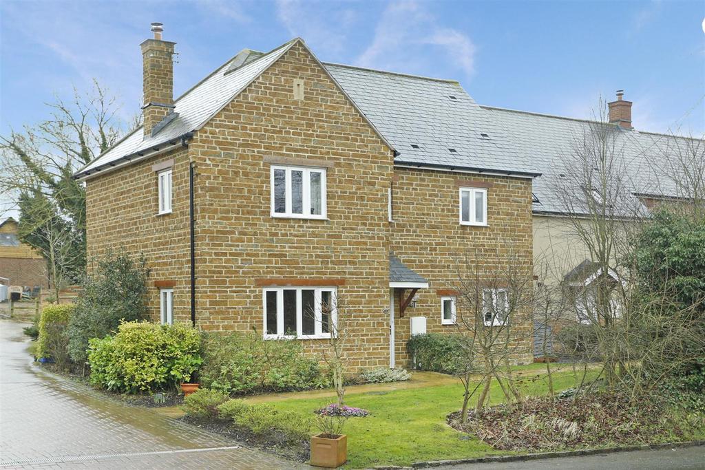 4 Bedrooms Terraced House for sale in School Lane, Braybrooke, Market Harborough