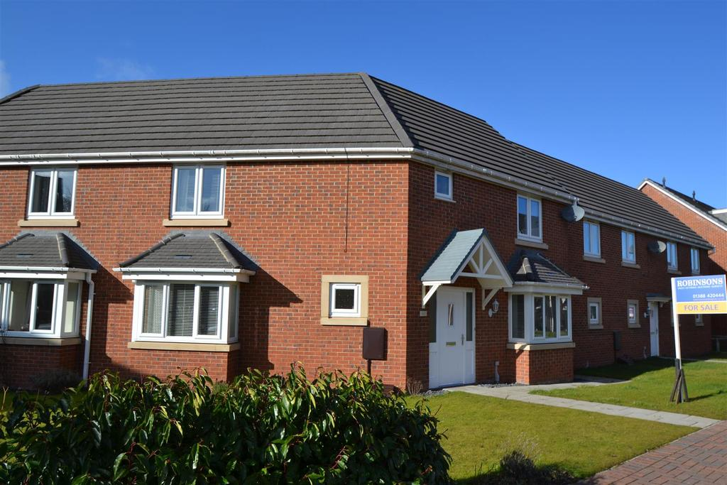 3 Bedrooms Semi Detached House for sale in Rothery Walk, Whitworth, Spennymoor