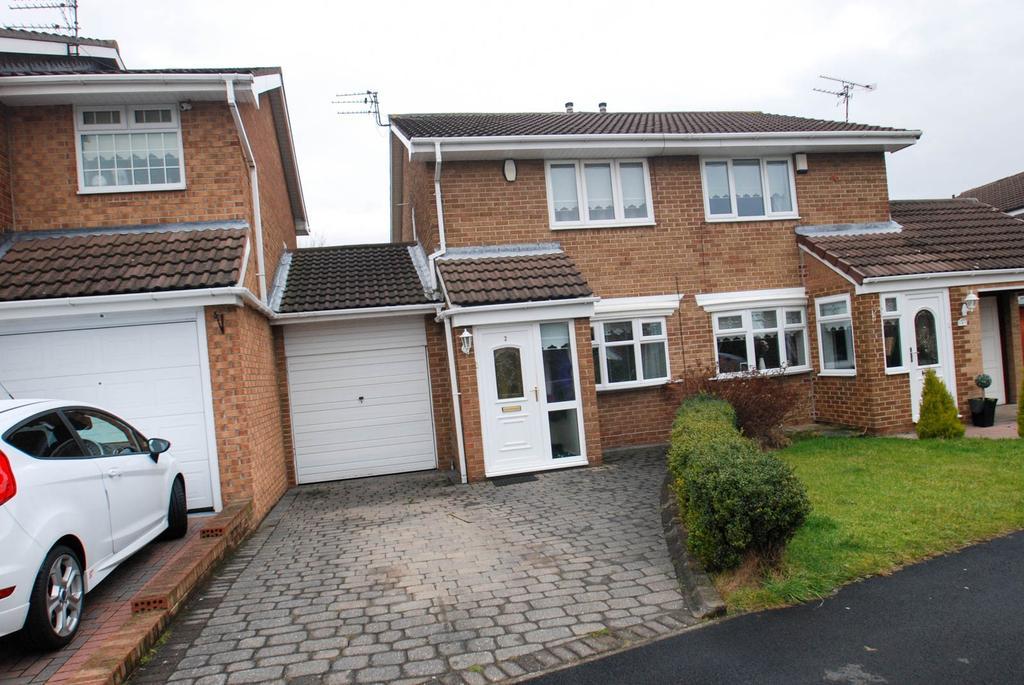 2 Bedrooms House for sale in Westcliffe Way, South Shields