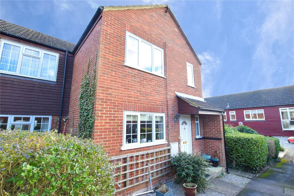 3 Bedrooms End Of Terrace House for sale in Kemp Place, Bushey, Hertfordshire, WD23