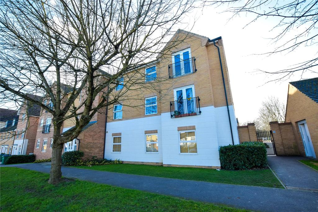 2 Bedrooms Apartment Flat for sale in Harvest End, Watford, Hertfordshire, WD25