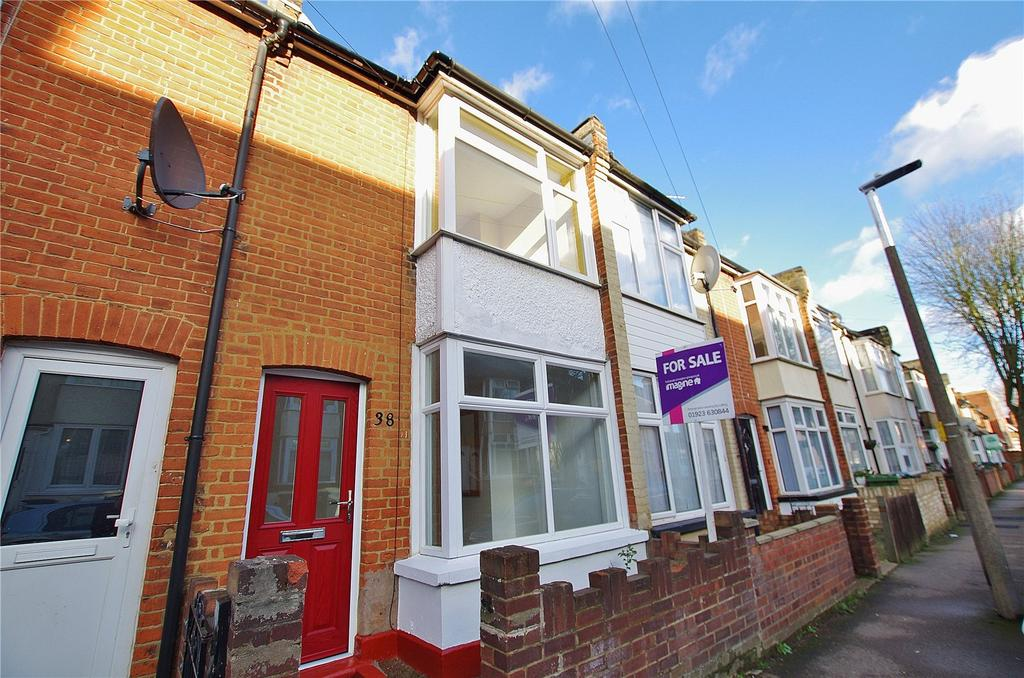 3 Bedrooms Terraced House for sale in Ridge Street, Watford, Hertfordshire, WD24