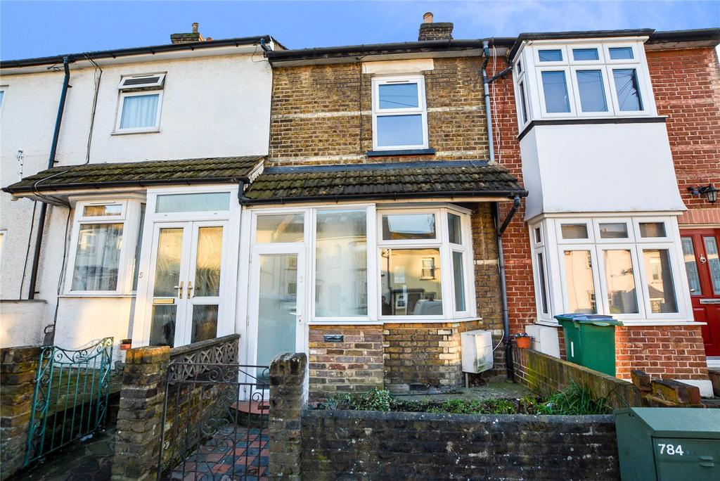 2 Bedrooms Terraced House for sale in Capel Road, Watford, Hertfordshire, WD19