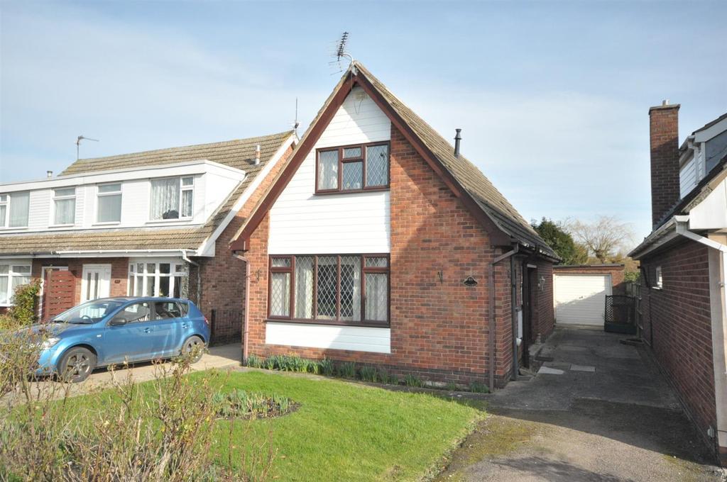 3 Bedrooms Detached House for sale in Bowbridge Gardens, Bottesford