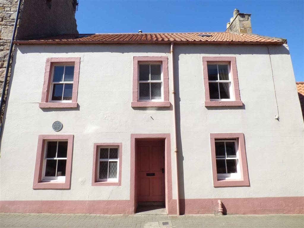5 Bedrooms Terraced House for sale in George Street, Anstruther, Fife