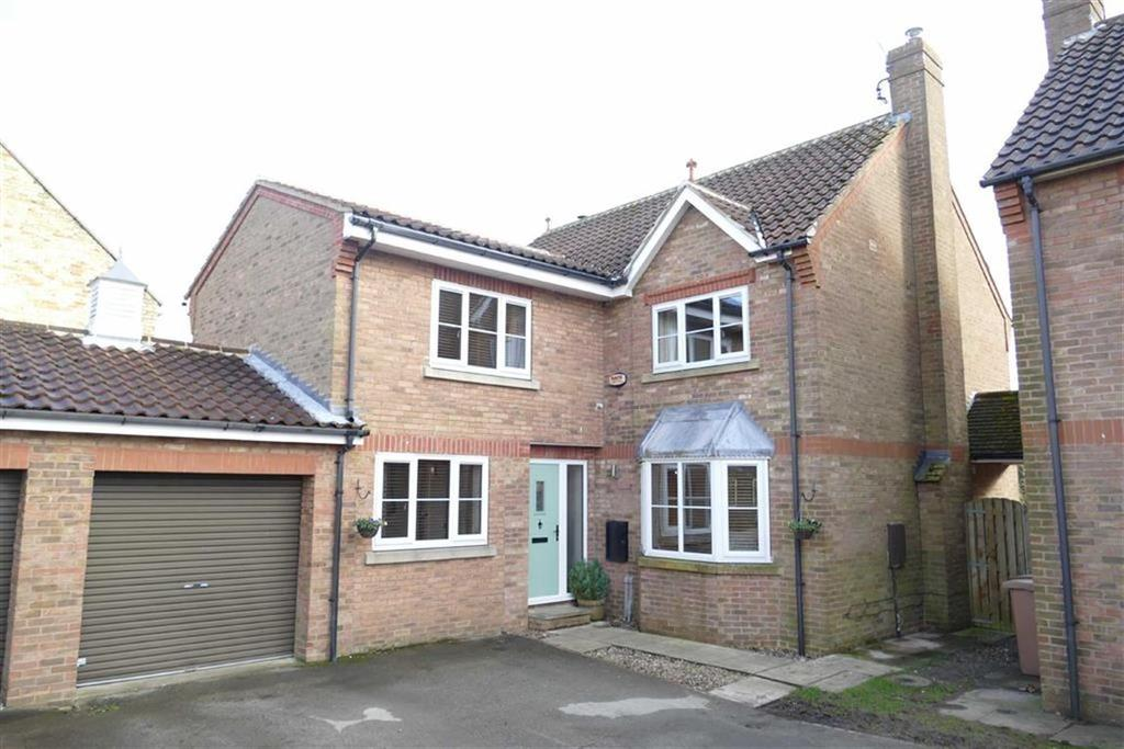4 Bedrooms Detached House for sale in Thiseldine Close, North Newbald