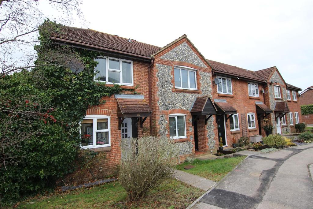 2 Bedrooms End Of Terrace House for sale in Vallance Close, Burgess Hill