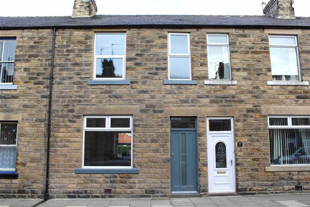 2 Bedrooms Terraced House for sale in Coronation Street, Barnard Castle, County Durham