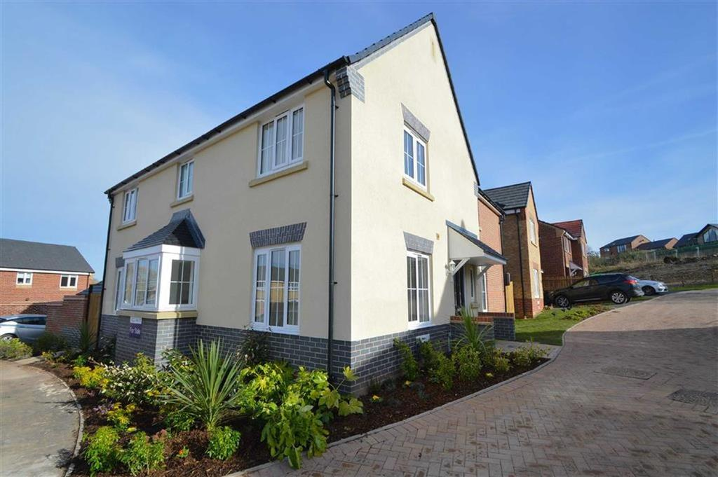 4 Bedrooms Detached House for sale in Murrell Way, Oteley Road, Shrewsbury