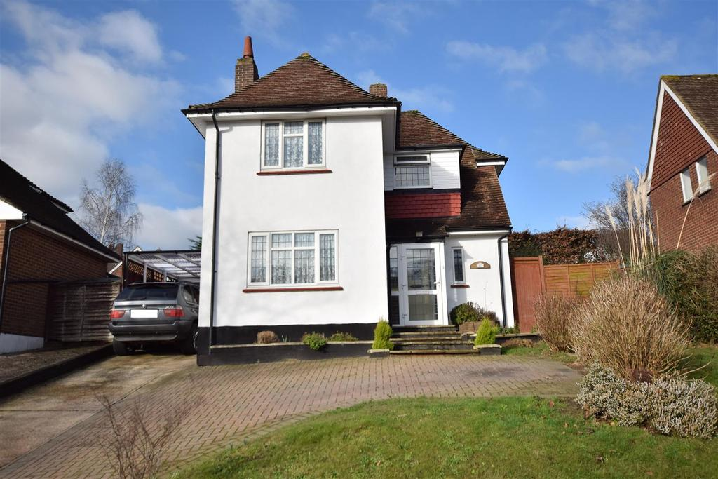 3 Bedrooms Detached House for sale in Ironlatch Avenue, St. Leonards-On-Sea