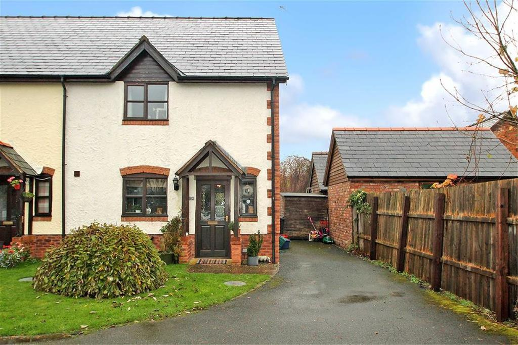 3 Bedrooms Semi Detached House for sale in Y Ddol, Penybontfawr