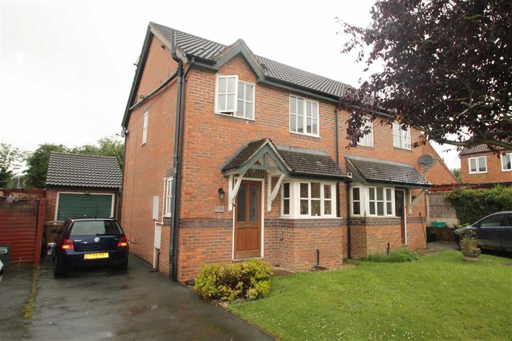4 Bedrooms Semi Detached House for sale in Cabin Lane, Oswestry