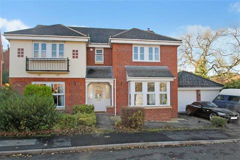 5 bedroom detached house for sale - Bentley Drive, Oswestry