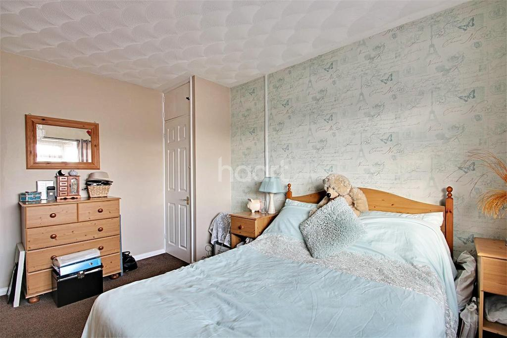 2 Bedrooms Flat for sale in Gloucester Crescent, Rushden