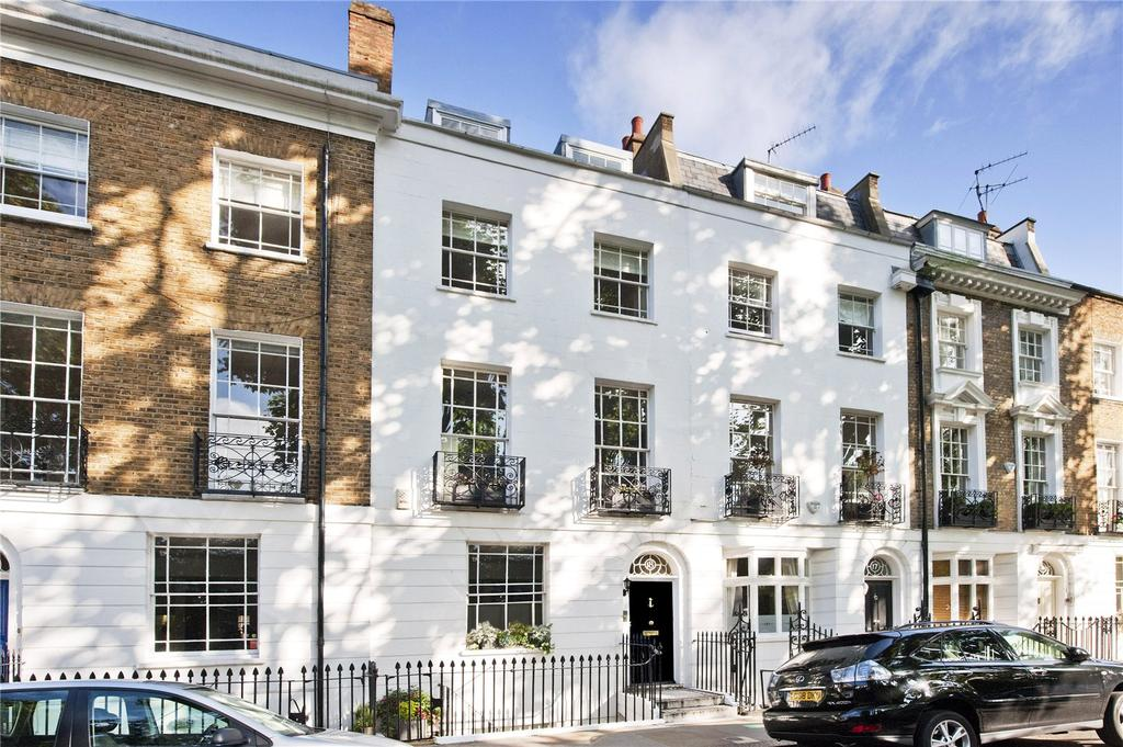 4 Bedrooms Terraced House for sale in Pembroke Square, London, W8
