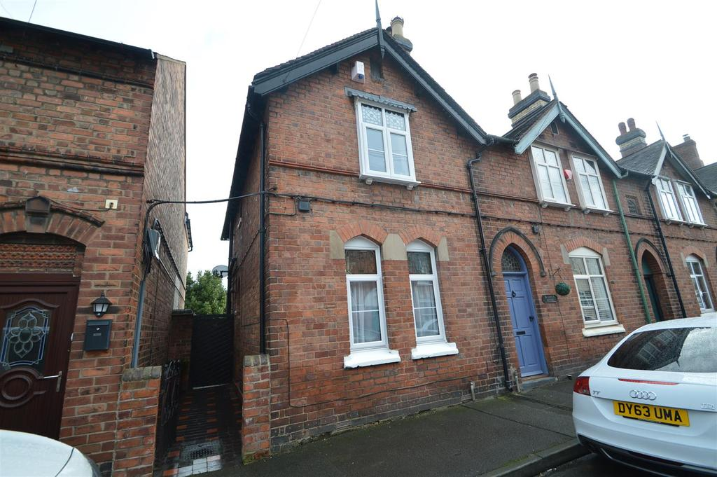 3 Bedrooms Semi Detached House for sale in 28 Rea Street, Shrewsbury, SY3 7PR