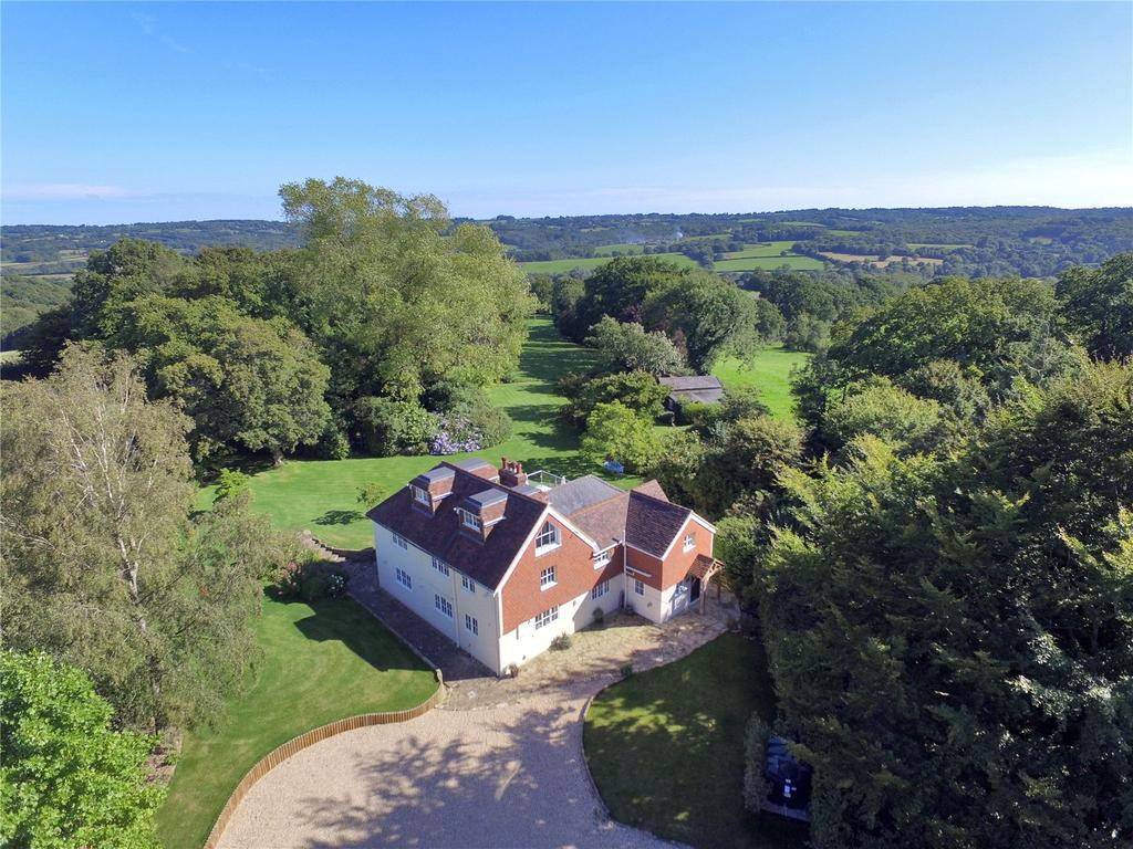 5 Bedrooms Detached House for sale in Piccadilly Lane, Mayfield, East Sussex, TN20