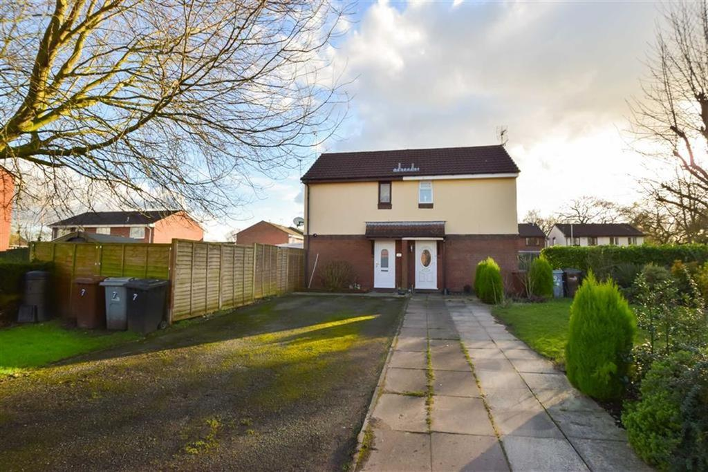 2 Bedrooms Semi Detached House for sale in Ashmore Close