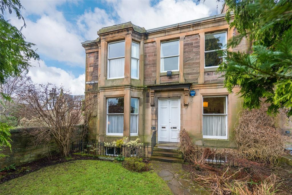 6 Bedrooms End Of Terrace House for sale in 41 Morningside Park, Morningside, Edinburgh, EH10