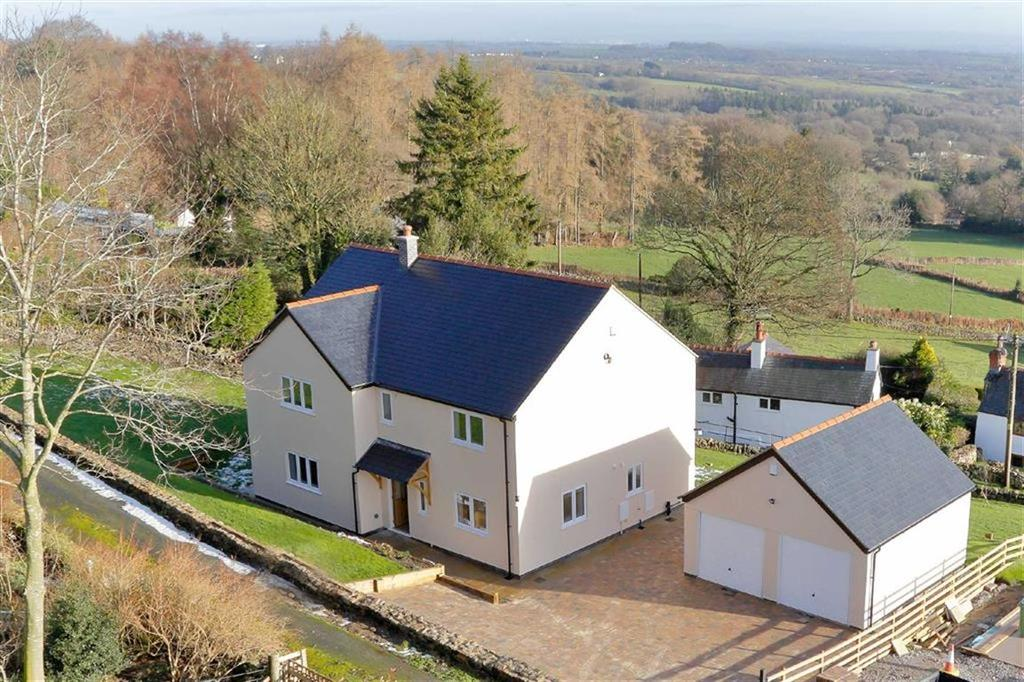 4 Bedrooms Detached House for sale in Maes Mawr Road, Garth, LL20