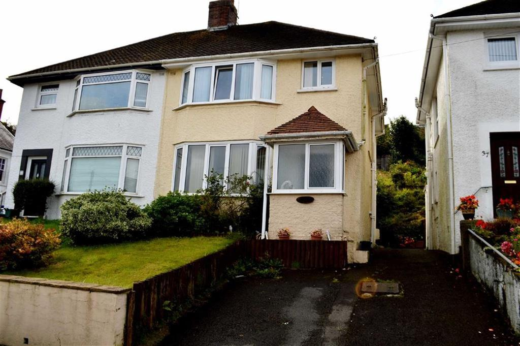 3 Bedrooms Semi Detached House for sale in New Road, Cockett Swansea, Swansea, SA2