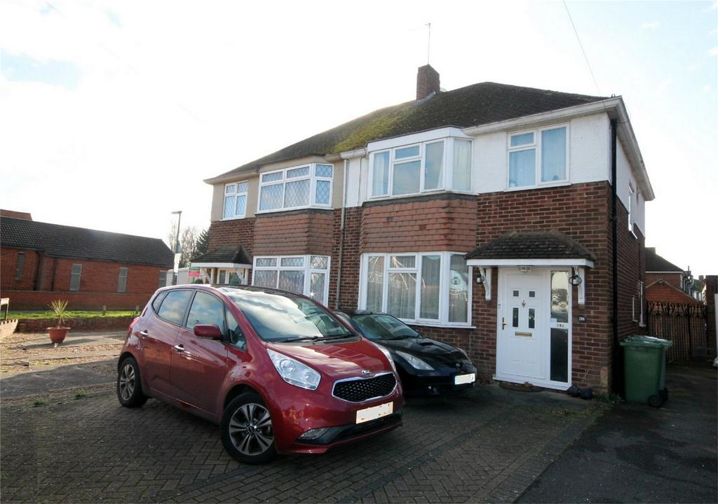 3 Bedrooms Semi Detached House for sale in Feltham Hill Road, Ashford, Surrey
