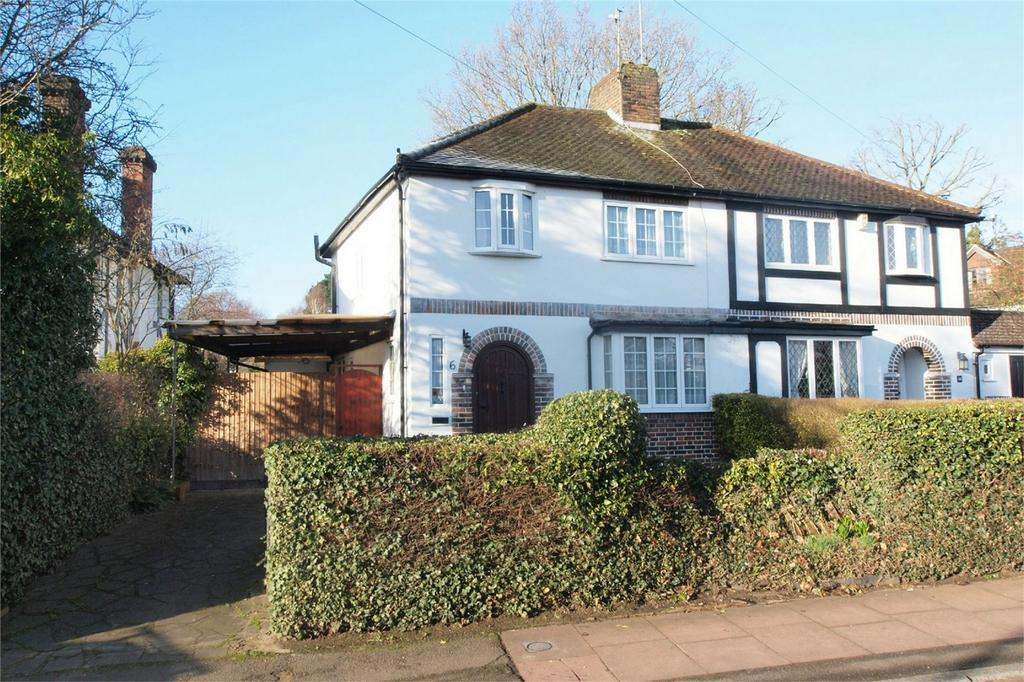 3 Bedrooms Semi Detached House for sale in Tiepigs Lane, Hayes, Bromley, Kent