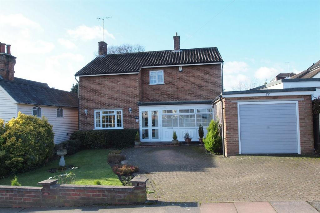 3 Bedrooms Detached House for sale in Corkscrew Hill, West Wickham, Kent
