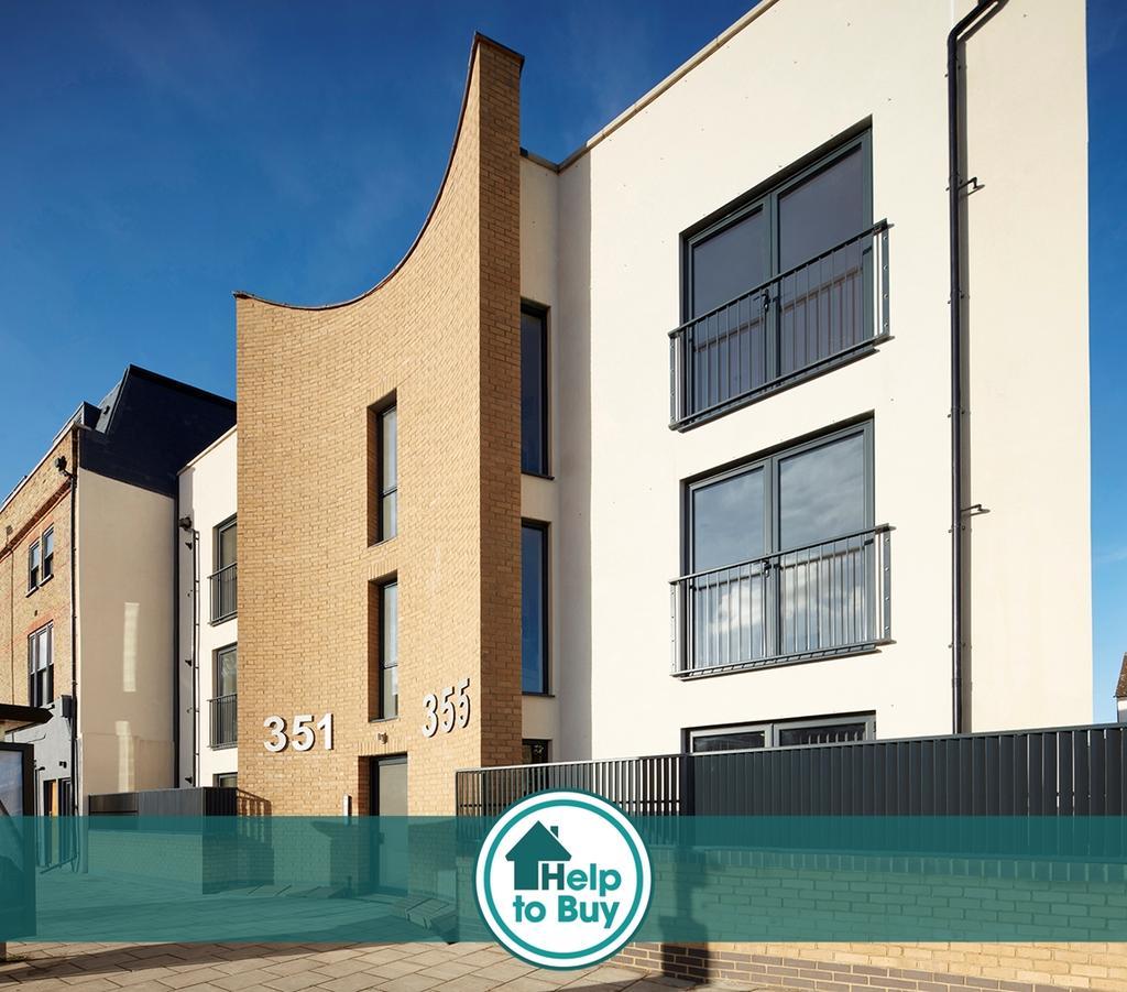 1 Bedroom Flat for sale in Sydenham Road London SE26