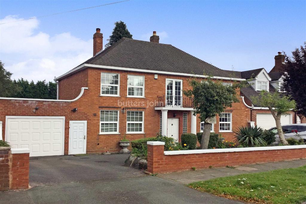 4 Bedrooms Detached House for sale in Ednam Road, Goldthorn Park, Wolverhampton