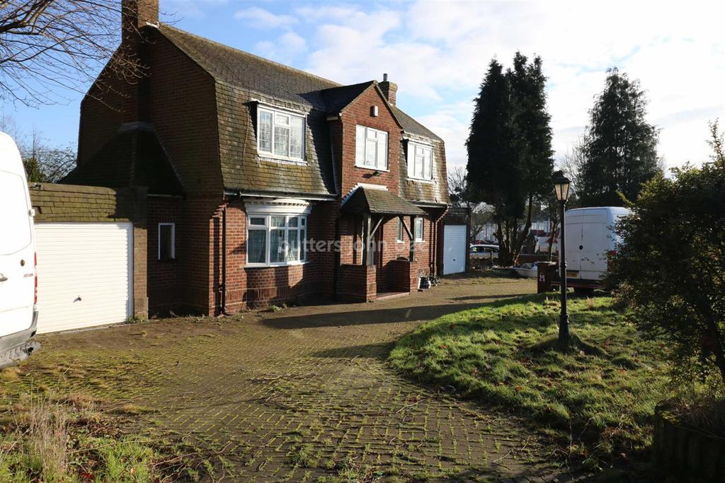 3 Bedrooms Detached House for sale in Ednam Road, Goldthorn Park, Wolverhampton