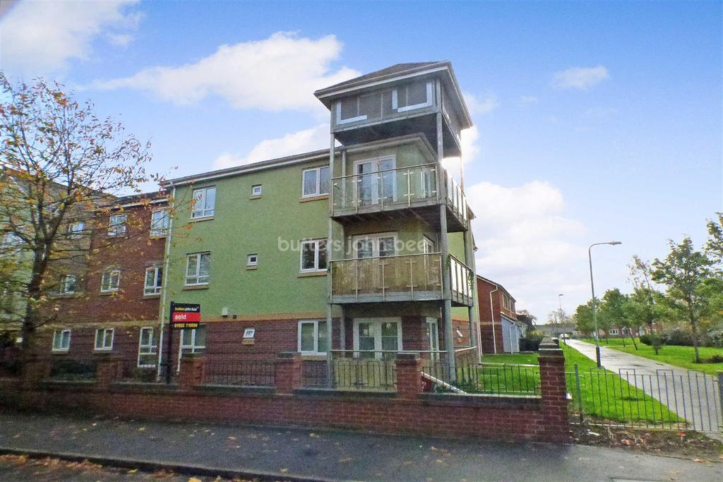 2 Bedrooms Flat for sale in Willenhall Road, Central Wolverhampton
