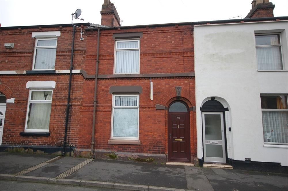 2 Bedrooms Terraced House for sale in Hardshaw Street, Town Centre, St Helens, Merseyside