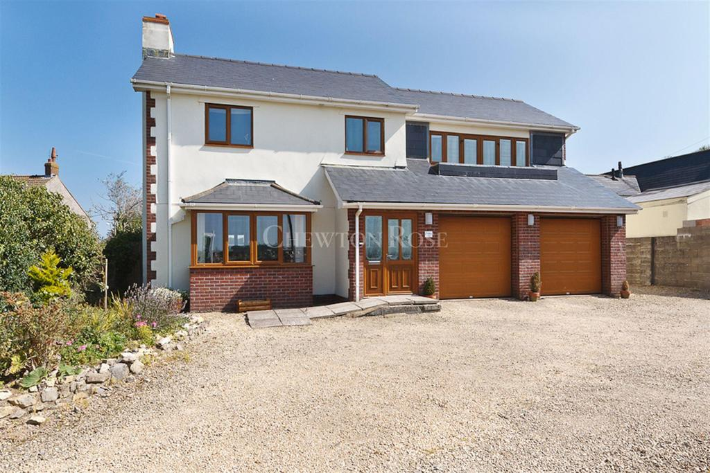 4 Bedrooms Detached House for sale in Wick, Vale of Glamorgan