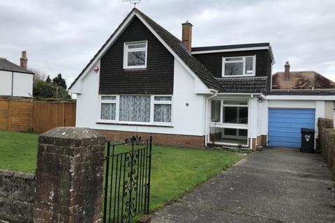 4 bedroom detached bungalow to rent - Villa Close, Barnstaple, EX32 9EX