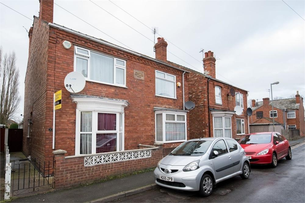 3 Bedrooms Semi Detached House for sale in Orchard Street, Boston, Lincolnshire
