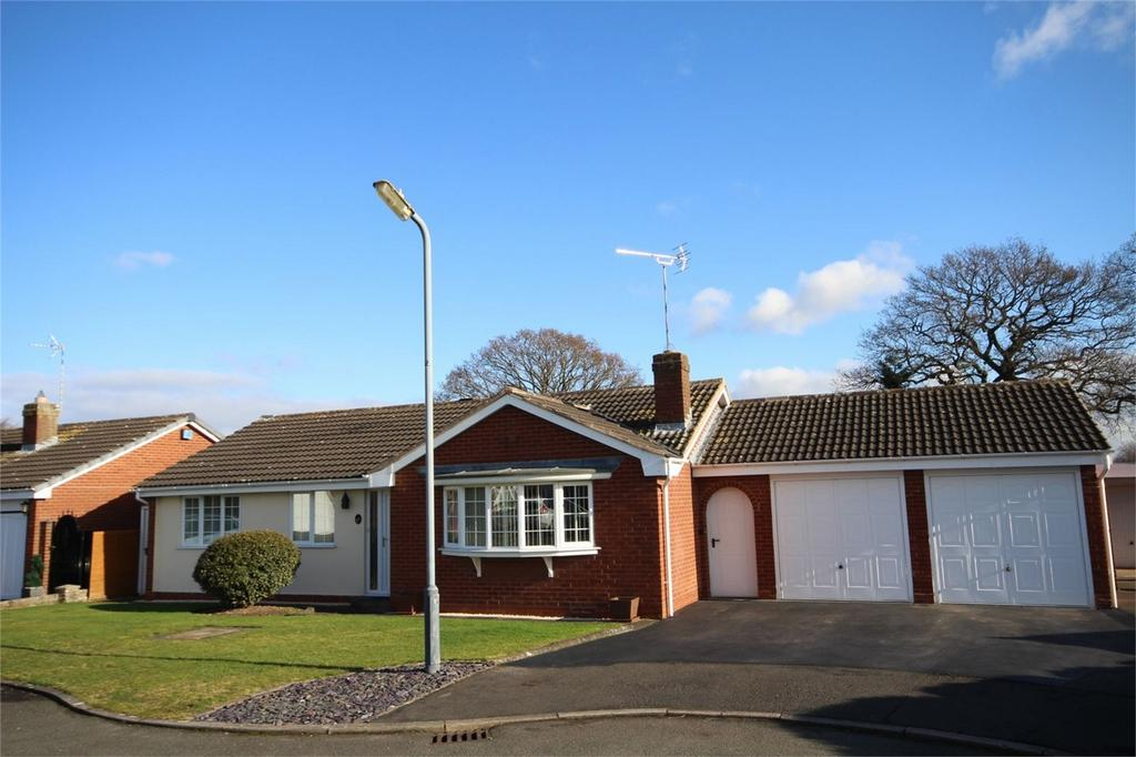 3 Bedrooms Detached Bungalow for sale in Muirfield Close, Whitestone, Nuneaton, Warwickshire