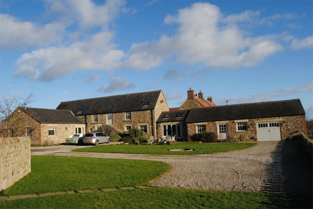 5 Bedrooms Barn Conversion Character Property for sale in 2 Manor Barns, Arrathorne, Bedale, North Yorkshire