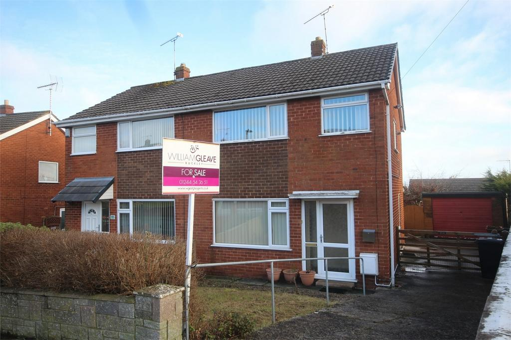 Bryn awelon buckley flintshire 3 bed semi detached house for The buckley house