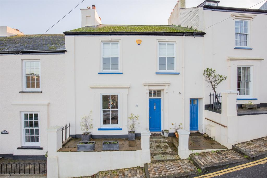 4 Bedrooms Terraced House for sale in Ridge Hill, Dartmouth, TQ6