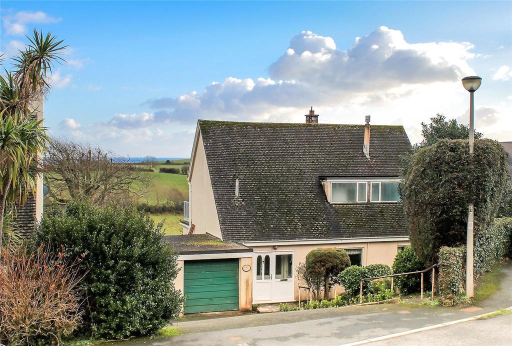 3 Bedrooms Detached House for sale in Chantry Hill, Slapton, Kingsbridge, Devon, TQ7