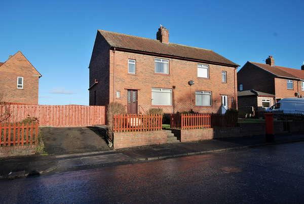 3 Bedrooms Semi-detached Villa House for sale in 55 Hayhill, Ayr, KA8 0SH