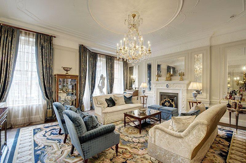 7 Bedrooms Terraced House for sale in Lygon Place, Belgravia, London, SW1W